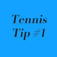 Tennis Tip #1: How to practice. Short term pain; long term gain!