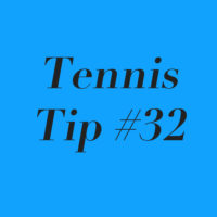 Tennis Tip #32: Aggression – It's a Good Thing!