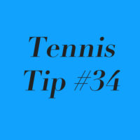Tennis Tip #34: Add A Brush And Cut To Your Arsenal!