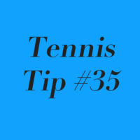 Tennis Tip #35: The Wall: Friend or Enemy?