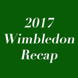 Wimbledon-Recap