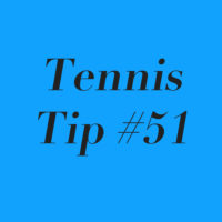 Tennis Tip 51: Avoid Pattycaking Your Serve!