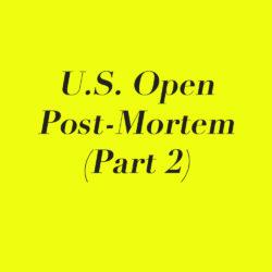 US Open Pt 2 Wawrinka Wins! New 'Big 3' | Rockandrallytennis